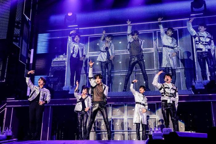 「SHINee WORLD 2017~FIVE~」ツアーファイナル(写真:HAJIME KAMIISAKA)