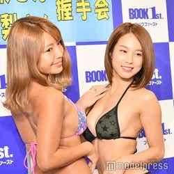 橋本梨菜、犬童美乃梨(C)モデルプレス