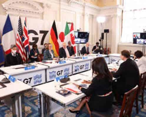 G7、デジタル貿易巡る原則で合意 貿易相会合
