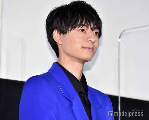 HiHi Jets作間龍斗、役作りは「中身の作間を封印して…」山田杏奈の印象も明かす<ひらいて>