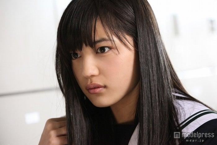 主演の川口春奈(C)2013いしかわえみ/集英社「絶叫学級」製作委員会