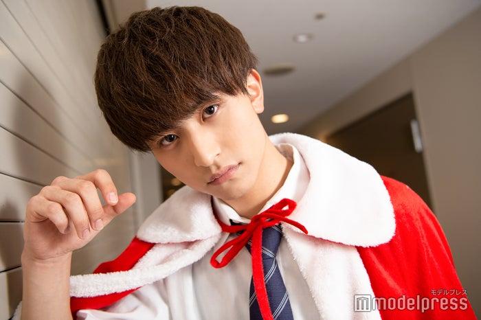モデルプレスのインタビューに応じた「男子高生ミスターコン2019」準グランプリ・後藤聖那くん (C)モデルプレス