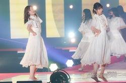白石麻衣、西野七瀬 (C)モデルプレス