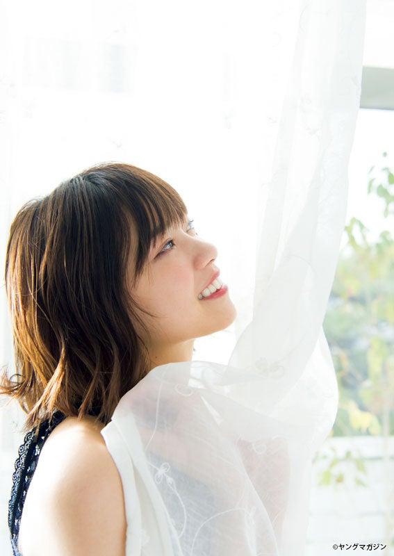 西野七瀬(C)Takeo Dec./ヤングマガジン