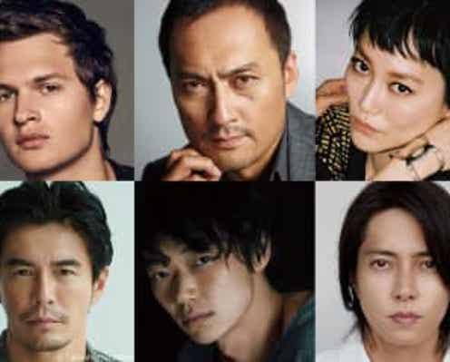 総製作費88億!WOWOW初のハリウッド共同制作オリジナルドラマ『TOKYO VICE』2022年春、独占放送・配信決定!