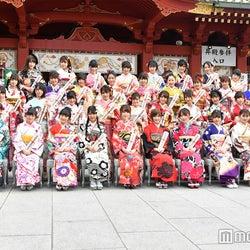 """宮脇咲良、岡田奈々らAKB48グループ過去最多41人が成人 """"黄金世代""""宣言「全盛期をもう一度」"""