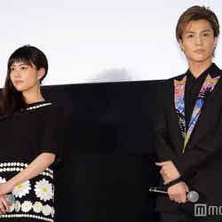 (左から)高畑充希、岩田剛典(C)モデルプレス
