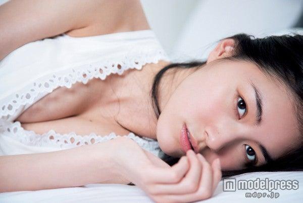 松井珠理奈(C)渡辺達生/週刊プレイボーイ