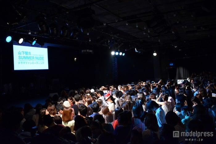 山下智久、「SUMMER NUDE」ドラマファンミーティングを開催