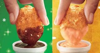 マクドナルド、ナゲットに伊勢海老&ステーキの新ソース パーティ仕様の味わいに