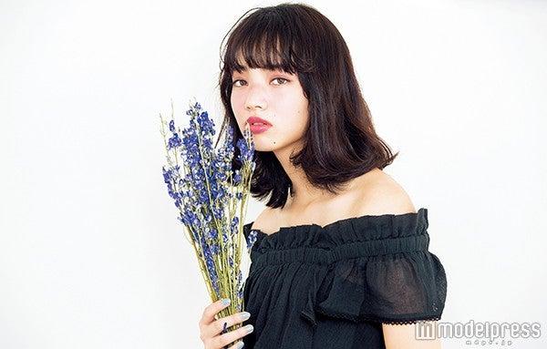 小松菜奈/「ar」4月号より(画像提供:主婦と生活社)