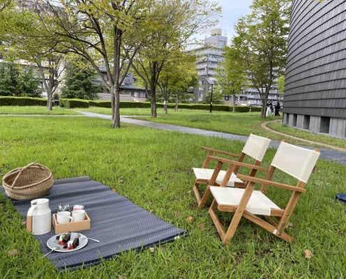 奈良のお庭でのんびり!手ぶらで楽しめる「ガーデンピクニック」