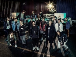 THE RAMPAGE from EXILE TRIBEらが出演 大阪夏フェス「MUSIC CIRCUS'17」開催迫る