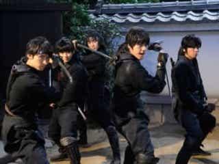 『忍ジャニ参上!未来への戦い』が時代劇専門チャンネルでテレビ初放送
