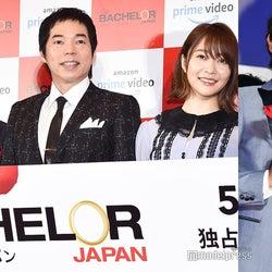 「バチェラー・ジャパン」初の結婚、指原莉乃らも祝福 昨年末に公開プロポーズ