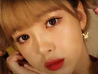 藤田ニコル、韓国アイドル風メイクに挑戦「テクニック参考になる」「可愛さが溢れ出てる」の声