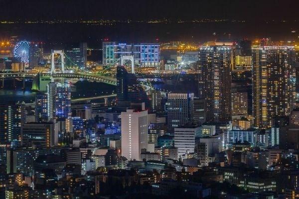 第3期 東京シティビュー賞「Tokyo Bay Lights」 onotch
