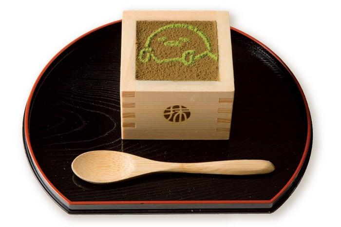 ほうじ茶ティラミス  600円 (C)2013,2019 SANRIO CO.,LTD.APPROVAL NO.S594200