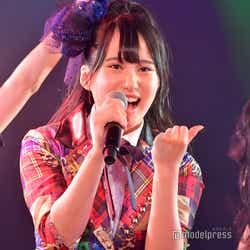 前田彩佳/AKB48柏木由紀「アイドル修業中」公演(C)モデルプレス