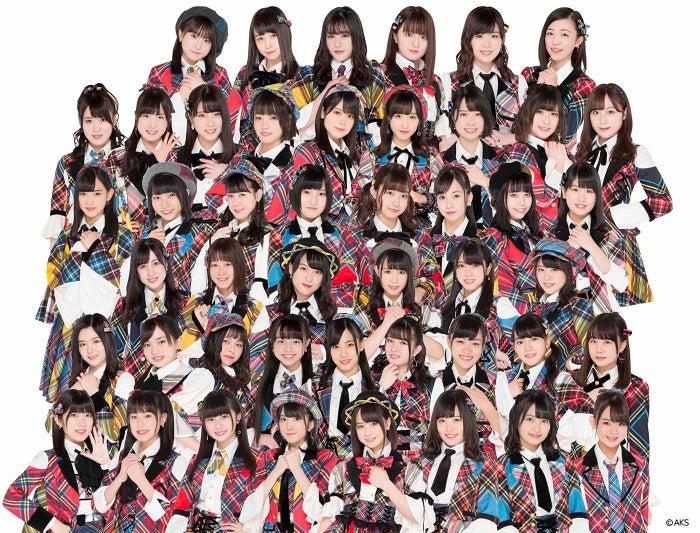 AKB48チーム8(写真提供:テレビ朝日)