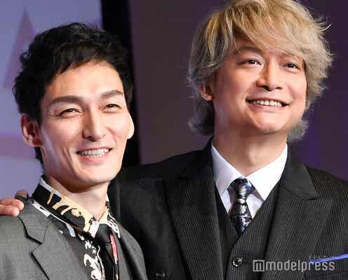 中居正広、SMAPの「古畑任三郎」出演裏話明かす「慎吾と剛が40分遅刻した」