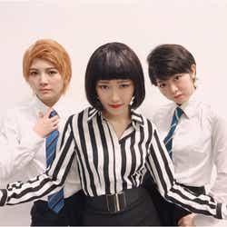 モデルプレス - 渡辺麻友がブルゾンちえみに!山本彩、指原莉乃も…AKB48メンバーがハロウィン仮装で変身