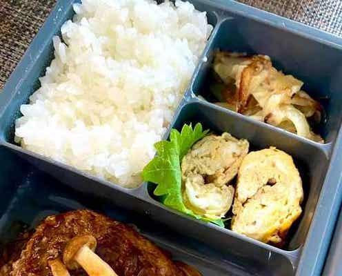 仁香、分散登校が始まり2か月ぶりに弁当作り「お弁当箱をどこにしまったかも忘れていた」