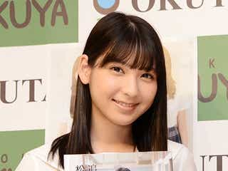 HKT48松岡菜摘、指原莉乃から「めっちゃエロい」と太鼓判 セクシーショットは「お尻がオススメ」