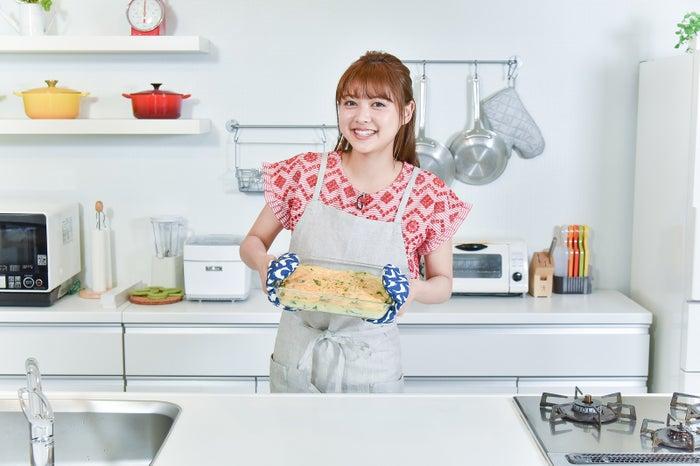 祖母から料理を習得したという松元絵里花