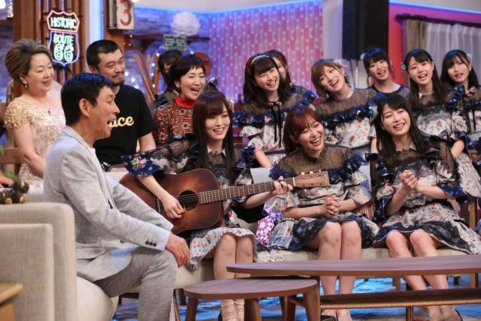 AKB48も登場(写真提供:NHK)