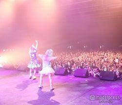 フランス「JAPAN EXPO」でライブを行ったきゃりーぱみゅぱみゅ