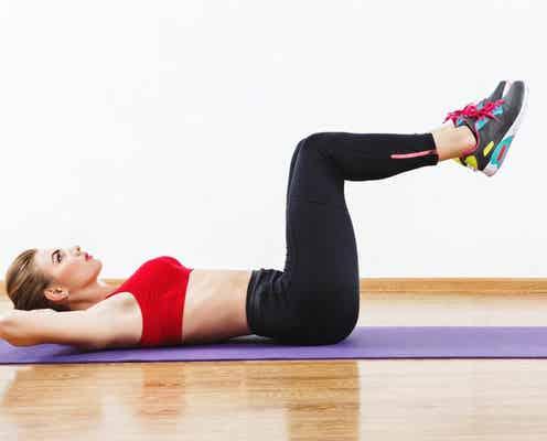 【下半身ダイエット】下半身痩せにおすすめの「体幹トレーニング」3選