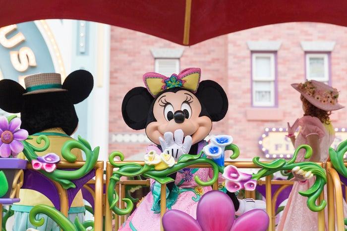ミニー(C)Disney