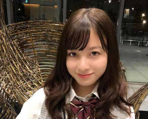 橋本環奈の制服姿に「破壊力すごい」と反響 映画「午前0時、キスしに来てよ」に期待高まる