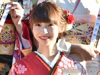 NGT48荻野由佳、今年の総選挙目標順位宣言