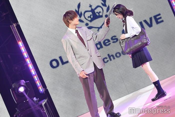 佐野勇斗、桜田ひより(C)モデルプレス