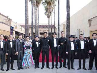 青柳翔「たたら侍」引っ提げ、AKIRA・小林直己らとハリウッドへ 全米公開も決定