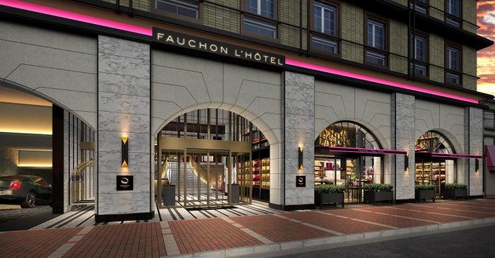 「フォション ホテル 京都」イメージ/画像提供:フォション