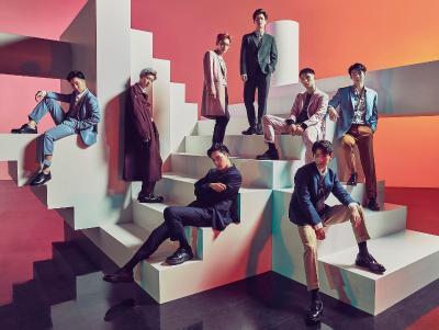 EXO(提供写真)