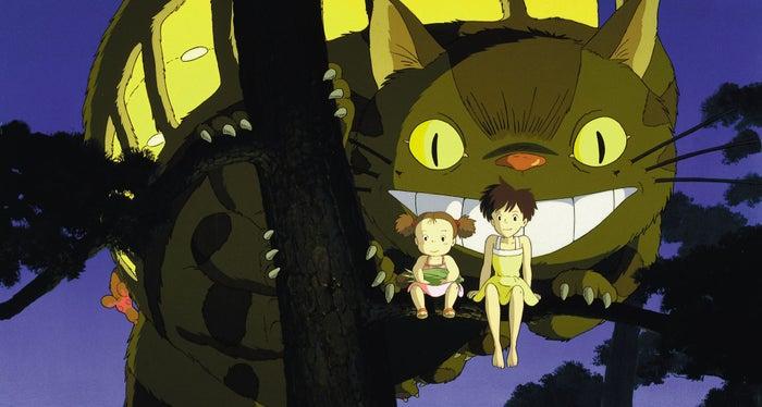 「となりのトトロ」のワンシーン(C)1988 Studio Ghibli