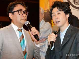 次期大河ドラマ脚本・三谷幸喜氏、記者席からサプライズ登場で大泉洋にムチャぶり