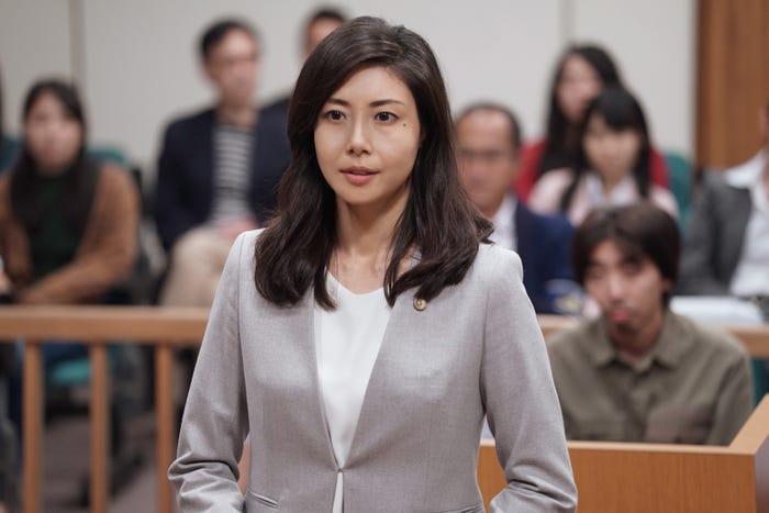 松嶋菜々子/提供:テレビ朝日