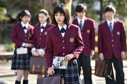 杉咲花/「花のち晴れ~花男 Next Season~」第1話より(C)TBS