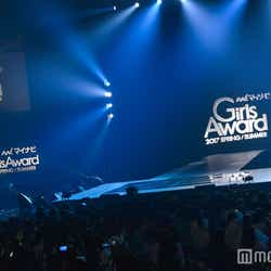 「GirlsAward 2017 SPRING/SUMMER」内観(C)モデルプレス