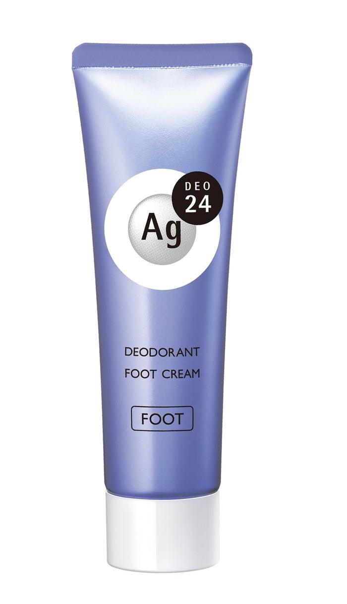 資生堂 デオドラントフットクリーム(医薬部外品)30g 効能・効果:皮ふ汗臭、制汗