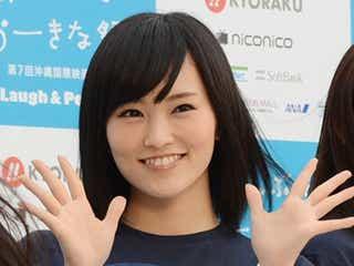 NMB48山本彩、選抜総選挙への意気込み明かす