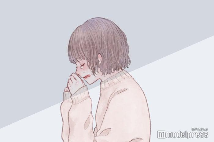 苦しくても止められない気持ちが、好きだと教える/(C)モデルプレス/イラスト:胡月