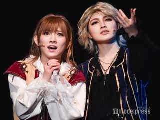 AKB48岡田奈々ら「ロミオ&ジュリエット」熱演 HKT48神志那結衣のロミオにうっとり「好きになりました」<劇団れなっち>