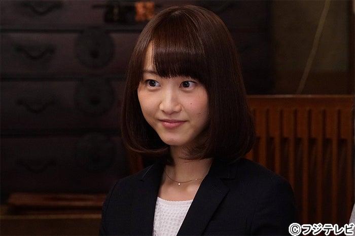 松井玲奈/連続ドラマ『フラジャイル』第3話より(画像提供:フジテレビ)