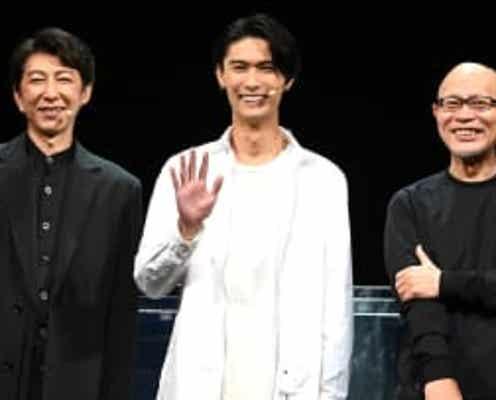 橋本良亮、自宅でも舞台稽古「お風呂場でシャンプーしながら考える」